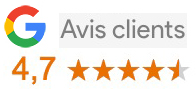 avis clients google
