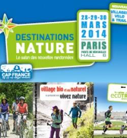 destinations nature 2014