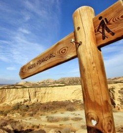 nouvel an bardenas reales