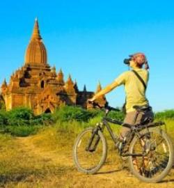 birmanie vélo