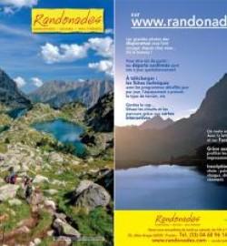 brochure randonades 2017