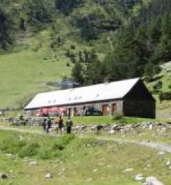 refuge rioumajou pyrénées