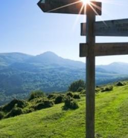 montagnes pays basque