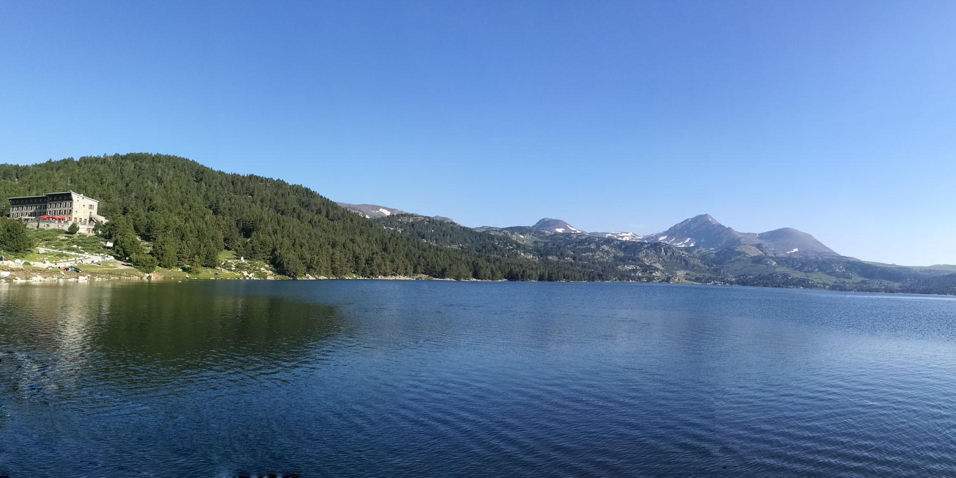 gr 10 lac des bouillouses