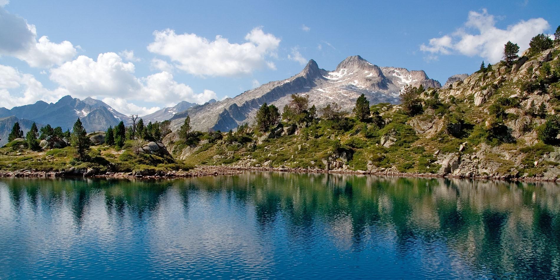 lac réserve néouvielle
