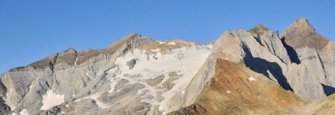 Glacier Ossoue Vignemale