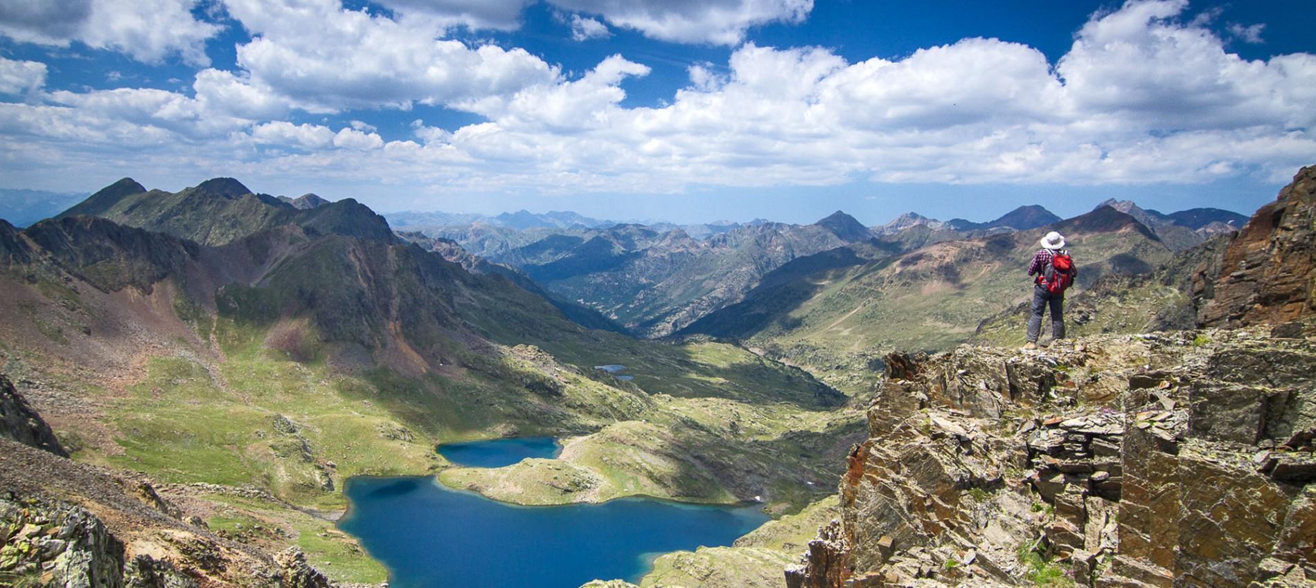Randonnée lac andorre