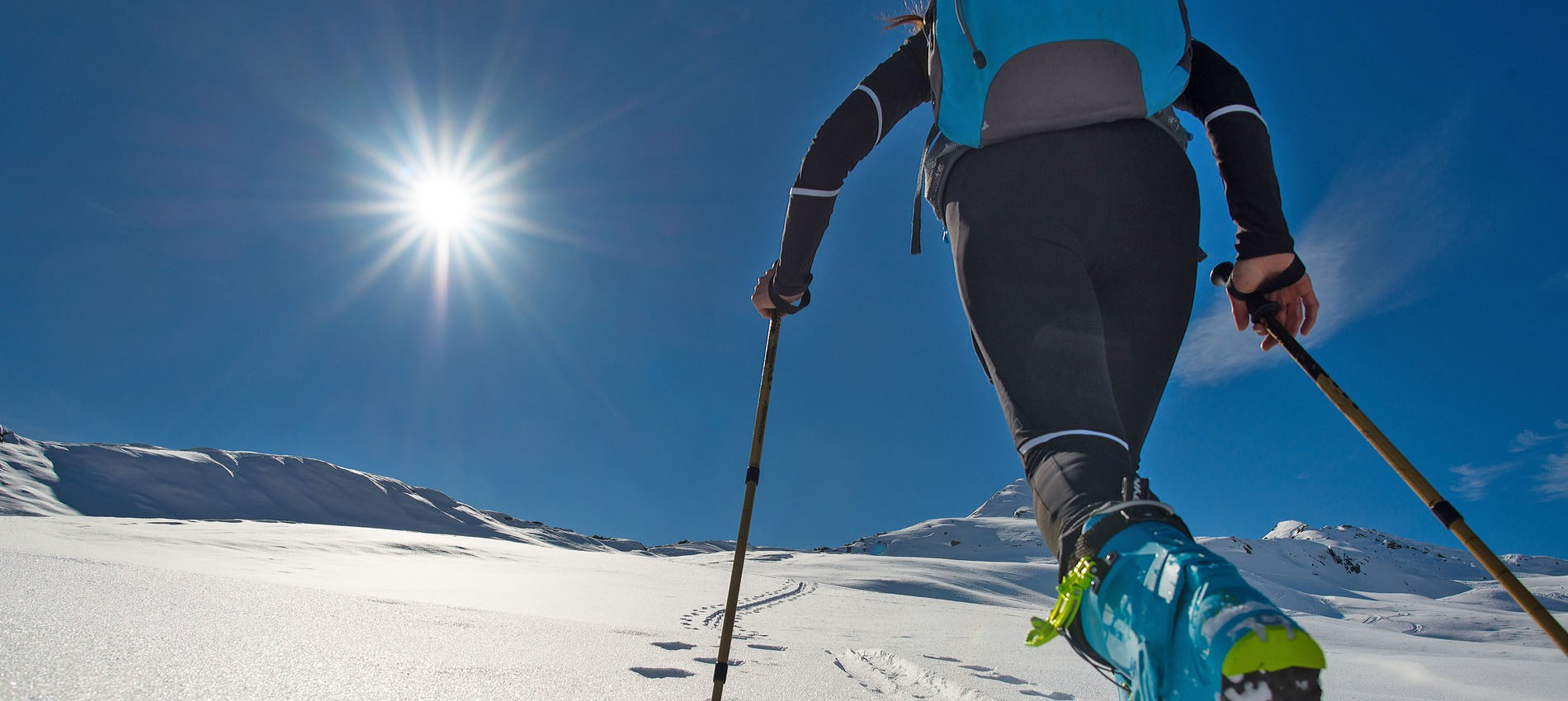 ski randonnée aiguestortes