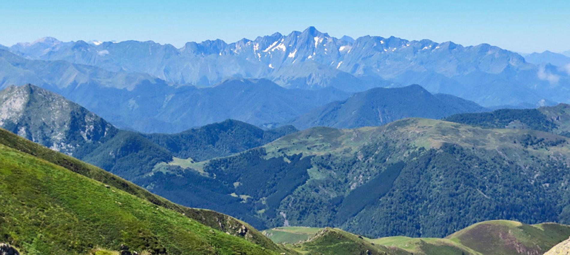 Mont Valier et haute ariège