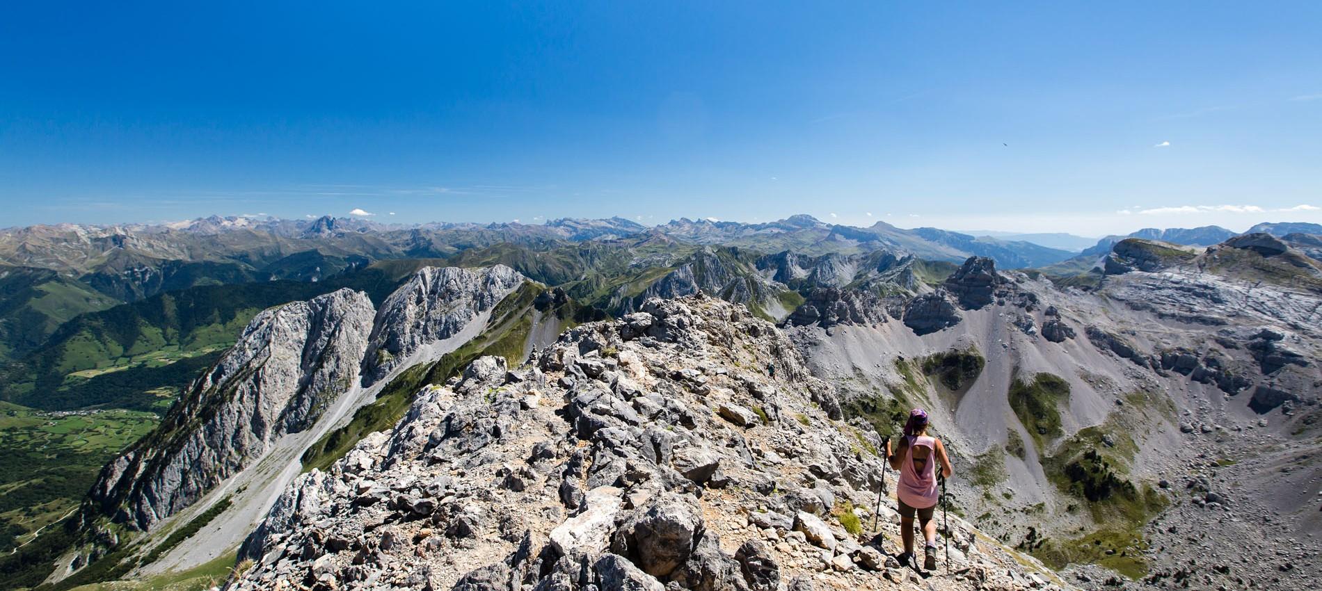 randonnée pyrénées pays basque