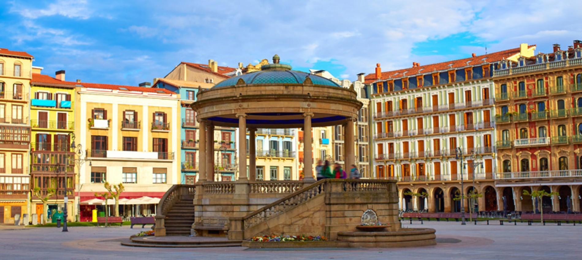 Pamplona chemin saint jacques