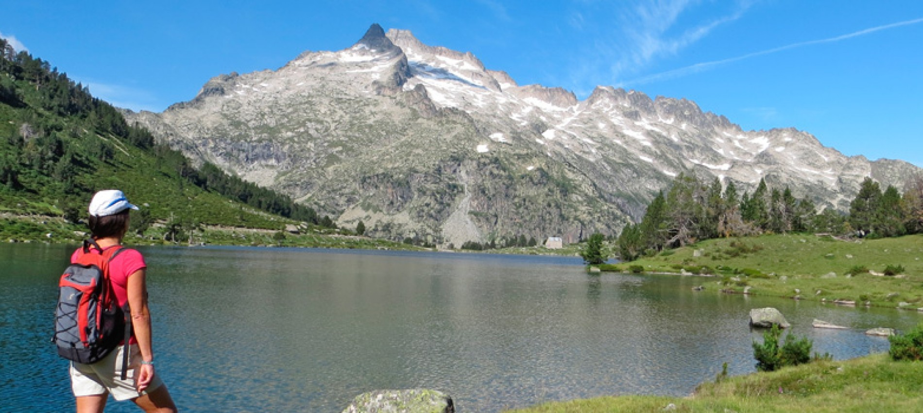 randonnée lac aumar pic néouvielle
