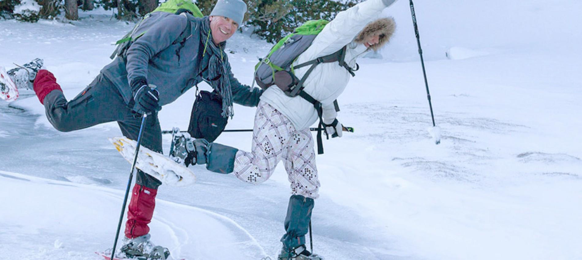 Nouvel an neige Cerdagne