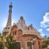 Park Guell - Réveillon Espagne Barcelone