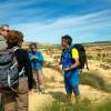 Accompagnateur montagne dans les Bardenas
