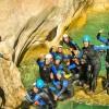 Groupe canyoning Espagne