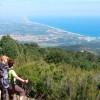 Randonnée Albères au-dessus de Collioure