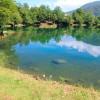 Petit lac sur le GR 10