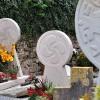 Stèles discoïdales basques