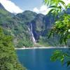 Lac d'Oô et sa cascade