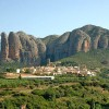 Village de Riglos en Aragon