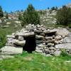 Orri en pierres sèches - Ariège