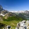 Lac d'Ayous et pic du Midi d'Ossau