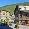 Village de montagne Andorre