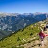 Randonnée au-dessus de Sispony en Andorre