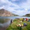Lac de Castella, désert du Carlit