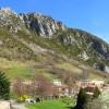 Château de Montségur et village