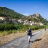 Village de Padern et son château