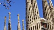 Nouvel an Barcelone Espagne