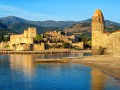 Baie de Collioure et son clocher