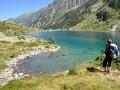 Lac des Pyrénées, vallées de Cauterets
